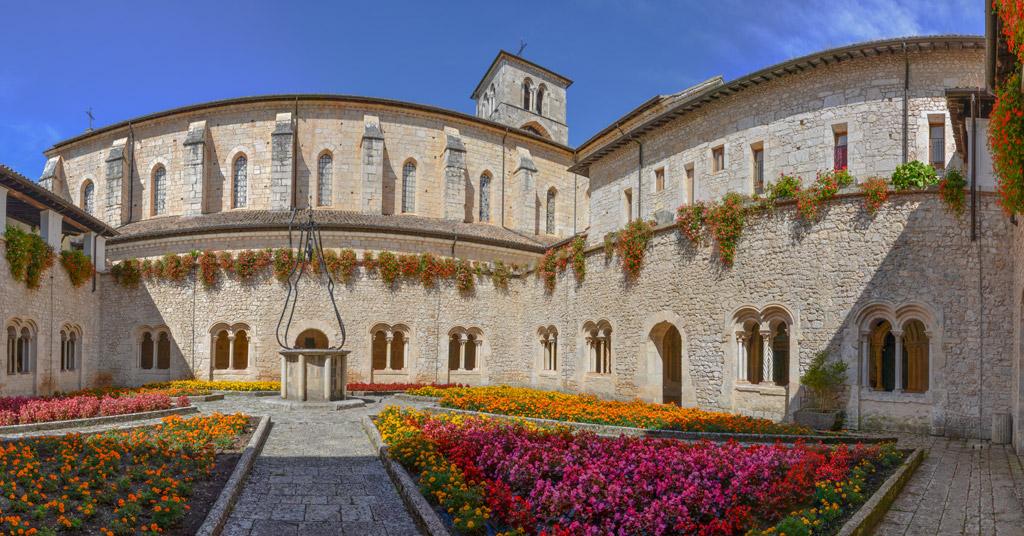 abbazia-casamari-chiostro,ciociaria
