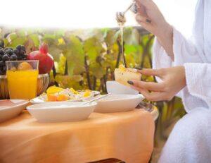 Colazione in Spa: romantica prima colazione per 2 al centro benessere